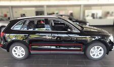 Audi Q5 2008- Body Side Mouldings Door Protector Molding Trim Covers