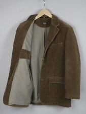 CAMEL ACTIVE Men (EU) 48 or ~LARGE Corduroy Casual Patch Pockets Blazer 20931-J