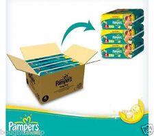 Pampers Baby Dry Taille 4 maxi Mensuel Pack - 174 couches livraison gratuite, nouveau