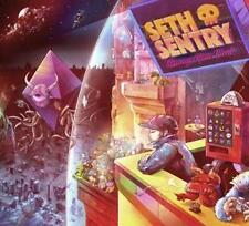 CD Seth & Sentry Strange New Past NEU & OVP Digipack            REGAL4
