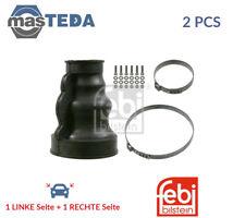 FEBI Schaltgetriebeflansch Wellendichtring Für AUDI VW SEAT SKODA 100 2B409318