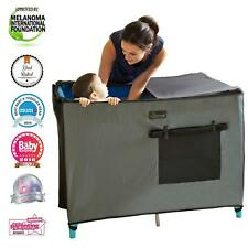 NEW SnoozeShade Portacots & Travel Cots - Breathable Canopy & Netting Sleep Baby
