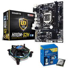 Intel Core I7 7700 4.2ghz Gigabyte H110m-s2h Motherboard Cooler PC Bundle