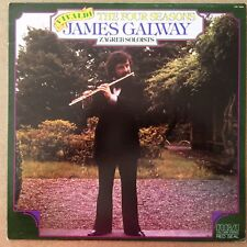 VIVALDI The Four Seasons LP Classical RCA red Seal  LRL1-2284 James Galway FLUTE