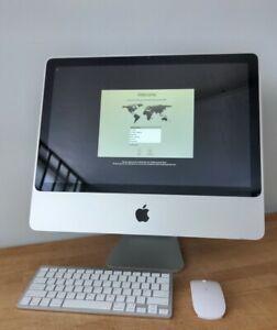 """20"""" iMac, Early 2008, 2.66GHz Core 2 Duo, 4GB RAM, 320GB HDD, Radeon HD 2600 Pro"""