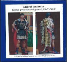 Art Girona Marcus Antonius general romano 54mm 1/32 sin pintar KIT laruccia