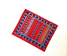 Red Oriental Rug Mouse Pad Persian Style Carpet Mousemat Great Gift