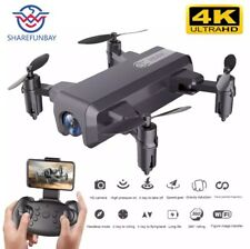new H2 drone 4K HD camera WiFi FPV visual transmission super long battery life