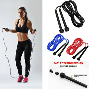 Skipping Rope - Jumping Speed, Boxing, Exercise, Fitness, Adult Weight loss Rope