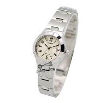 -Casio LTP1241D-7A2 Ladies' Metal Fashion Watch Brand New & 100% Authentic