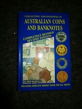 OLD AUSTRALIAN  COIN  & BANKNOTE CATALOGUE BOOK