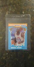 1990 Fleer Basketball STICKER #5 MICHAEL JORDAN........NM-MT