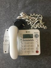 AT&T Phone HAC #1856 Corded with Digital Answering Machine