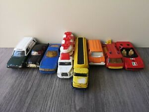COLLECTION OF 8 CORGI 1:36 SCALE MODELS