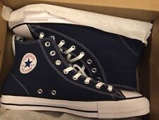 fa20e50c0f9 Converse Chuck Taylor All Star Pro Ox HI High Midnight Navy Blue Size 11  157860C