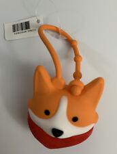 NEW - Bath & Body Works Pocket - Bac Holder Corgi Dog HTF