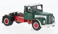IXO MODEL TRUCKS SCANIA 110 CAB UNIT GREEN/WHITE 1-43 SCALE TR014