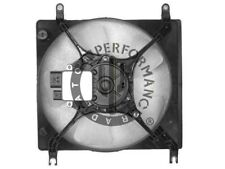Engine Cooling Fan Assembly Performance Radiator 601560