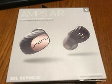 SOL REPUBLIC AMPS AIR WIRELESS EARBUD HEADPHONES