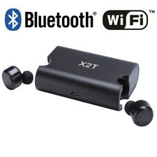 X2T Mini Twins Bluetooth Earphones Headphones Wireless Earbud In Ear Headset