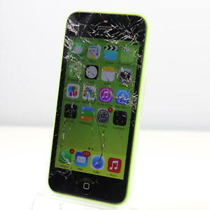 Apple iPhone 5c (A1456) 4G LTE Smartphone ASIS For Parts - (A1456-9)