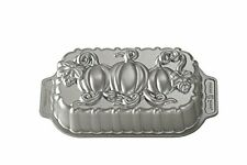 Nordic 87648 Ware Pumpkin Patch Loaf Pan, Metal, New, Free Shipping