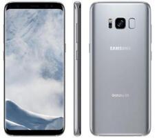 Samsung Galaxy S8 SM-G950U - 64GB - Arctic silver (AT&T GSM UNLOCKED) Smartphone