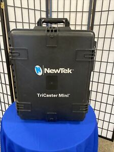 Newtek TriCaster Mini Advanced HD-4 Switcher, HD4, AE3, NDI No Reserve
