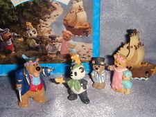 """Hallmark Merry Minatures """"Peter Pan"""" 5 pieces"""