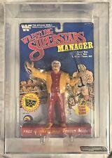 "LJN WWF 1986 Wrestling Superstars ""Classy"" Freddie Blassie AFA 60 RARE"