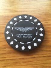 Aston MARTIN NOTTINGHAM concessionaria OPENING Night CASINO 'CHIP
