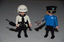 Playmobil 3114 e) Policia  vintage