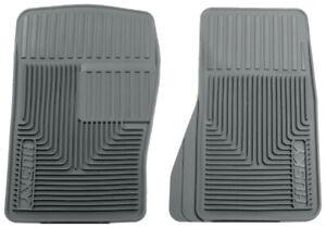 Husky Liners Grey Front Floor Mats for 95-05 Chevy Blazer - 51072