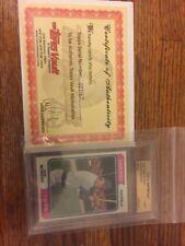 1974 TOPPS #295 RICK MONDAY CUBS Mint Topps Vault #007167 Dodgers Cubs
