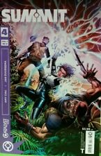 Catalyst Prime Summit #4 Comic Book 2018 - Lion Forge