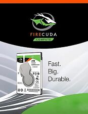 Seagate Firecuda Gaming 2TB 2.5 Inch SSHD (ST2000LX001) Laptop PS4 Hard Drive