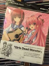 Broccoli Angel Beats! Girls Dead Monster TCG Card Storage Box