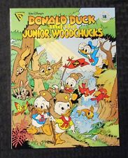 1989 Walt Disney's DONALD DUCK & the Junior Woodchucks Gladstone #18 VF 8.0
