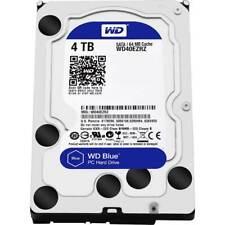 WD - Blue 4TB Internal SATA Hard Drive for Desktops