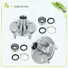 Set  Left Or Right Side Front Wheel Hub And Bearing For CHEVROLET PRIZM 98 - 02