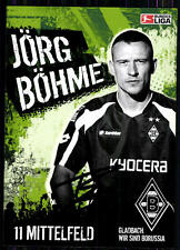 Jörg Böhme Borussia Mönchengladbach 2005-06 Original Signiert + A 82811