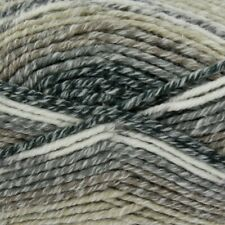 300g King Cole Drifter Chunky Self Patterning Yarn Shade Auckland