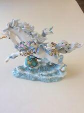 Fine Porcelain The Millennium Unicorn Princeton Gallery 1999 Limited Addition