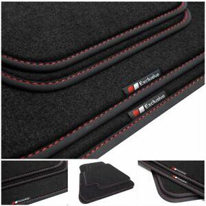 p17 Schönek alfombrillas de goma goma tapices tapices para Opel Crossland X 4-pzas.