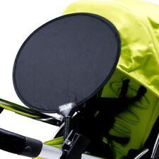 Paraguas/sombrilla color principal negro para carritos y sillas de bebé