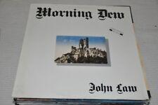 "John Law - Morning Dew - 80er 80s - 12"" Maxi Single Vinyl LP"