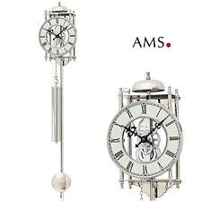 AMS 50 Horloge à pendule mécanique DU SALON de salle travail Montre squelette