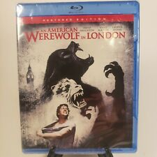 An American Werewolf in London Restored Ed. (1981, Blu-ray Disc) New - Free Ship
