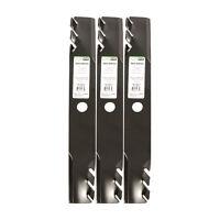 "SureFit Blade for Exmark 116-5497-S 50"" Lazer Z HP Phazer Quest Xtreme 3 Pack"