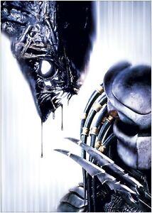 Alien Vs Predator Classic Movie Large Poster Art Print Maxi A1 A2 A3 A4